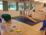 Tiddlywinks Indoor Playing Area
